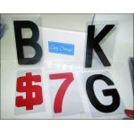 "8""-Block-030-flexible-plastic-sign-letters"