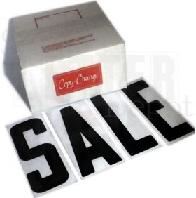 """8"""" Flashing Arrow Portable Sign Letters"""