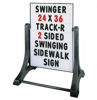 sidewalk signs and other changeable letter advertising sidewalk message board sign 755