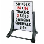 Swinger-Sidewalk-Sign-Changeable-Message