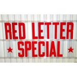 Red Flex Change Letters