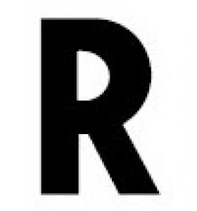 Gemini Marquee Letters - Individual I